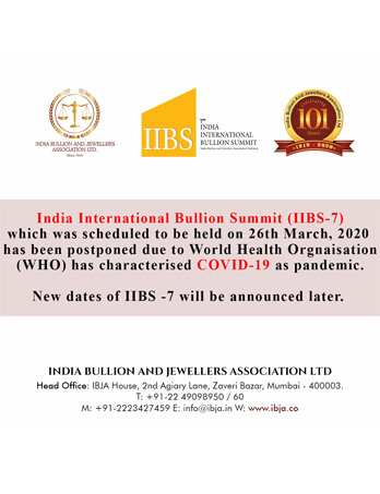 Welcome To India Bullion And Jewellers Association Rates